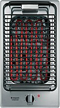 Hotpoint DK B (IX)/HA Barbecue Elektro 2400W