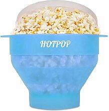 Hotpop Popcorn-Maker für die Mikrowelle, 17