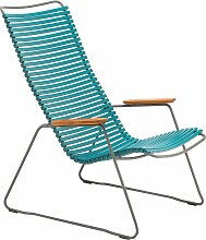 Houe Click Lounge Chair Sessel Petrol (b) 62.00 X