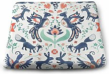 Houity Nature In Balance Kissen, 100% Polyester,