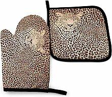 Houlipeng Leopardenfelle und Kopf Buntes Wildtier