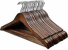 HOUSE DAY Kleiderbügel aus Holz, 20 Stück,
