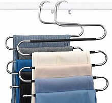 HOUSE DAY S-Form Hosen Kleiderbügel Platzsparende