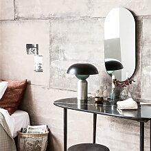 House Doctor - Walls Spiegel Oval, 35 x 70 cm, klar