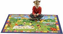 House Of Kids 11216-e2Spielmatte ABC Pic NIC