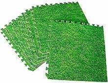 Household items Grüne Rasenmatte Eva, Spleißen