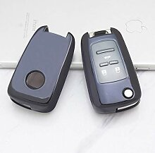 HOUYAZHAN Ersatz Smart Car Key Fob Abdeckung Fit