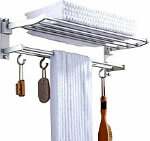 HOVEXUN Badezimmer Bad Handtuch Rack, 39,9cm