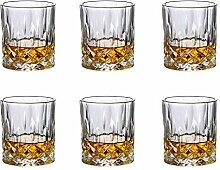 Hovico Whiskey-Glas, altmodische Whiskey-Gläser,
