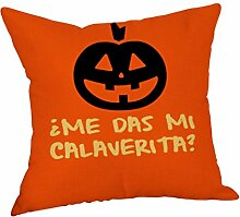 Howstar Halloween-Kissenbezug, lustiges Design,