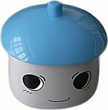 HOX Mini - Usb - Cartoon - Luftbefeuchter,Blau
