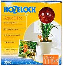 Hozelock Aquadeco Bewässerung Globes–Pack von 3