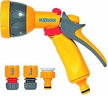 Hozelock Spritzpistole Starter Set, orange