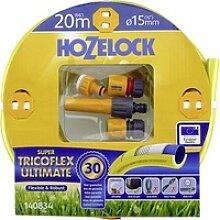 Hozelock Super Tricoflex 140834 20m Gelb