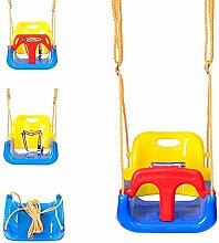 HPDOM 3-in-1 Babyschaukel Kinderschaukel für Baby