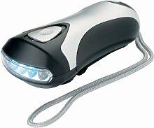 HQ Dynamo LED Taschenlampe