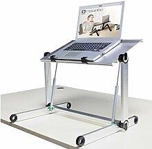HQCC Laptop Tisch Einstellbare Stehtisch