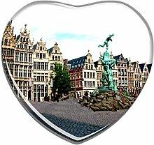 Hqiyaols Souvenir Belgien Grote Markt Antwerpen
