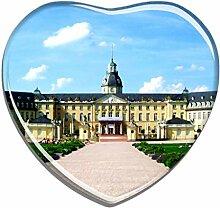 Hqiyaols Souvenir Deutschland Karlsruher Schloss