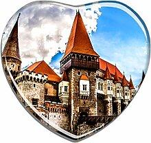 Hqiyaols Souvenir Hunyad Schloss Siebenbürgen