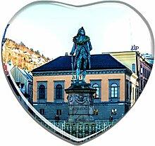 Hqiyaols Souvenir Norwegen Bergen Statue