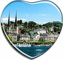 Hqiyaols Souvenir Schweiz Vierwaldstättersee