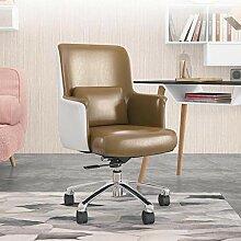 HQQ Home Computer Stuhl, verstellbare Drehstuhl