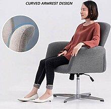 HQQ Sofa Computer Stuhl, Verstellbarer Drehstuhl