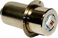 HQRP Ersatzbirne LED Rotlicht Birne fuer 12 14.4