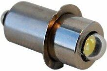 HQRP high power 3W LED Ersatzbirne 100LM 7-30V