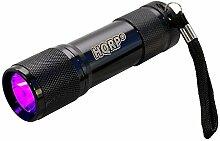 HQRP Professionale UV-Taschenlampe 1W 365 nM UV
