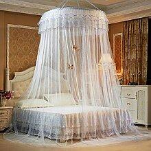 HQYXGS Dome Moskitonetz, Princess Wind Palace