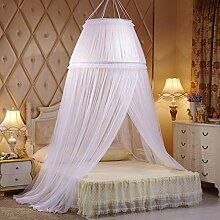 HQYXGS Lace Ribbon Dome Himmelbett, Dome Palace