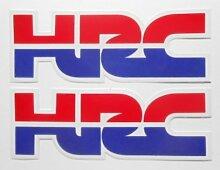HRC ( Honda Racing Corporation ) stickers decals