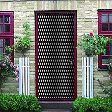 HRKDHBS 3D Tür Bewirken Fototapete Weißer Punkt
