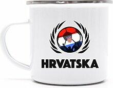 Hrvatska Croatia Soccer Fussball WM Fanfest