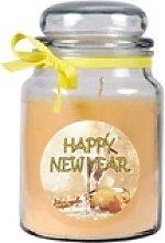 HS Candle Duftkerze (1-tlg), Frohes Neues Jahr -