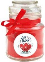 HS Candle Duftkerze (1-tlg), Valentinstag Geschenk
