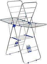 HS-Lighting Flügelwäschetrockner Wäscheständer