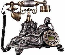 HSBAIS Bürotelefon Retro Telefon - Vintage