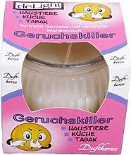 HScandle 10er Pack Duftkerzen Geruchskiller