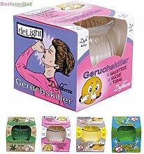 HScandle Duftkerzen Geruchskiller Auswahl:Haustiere etc