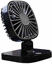 HshDUti Universal Ventilator Einstellbar 12V 24V