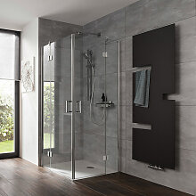 HSK Aperto Dusche mit Eckeinstieg 80 cm x 80 cm