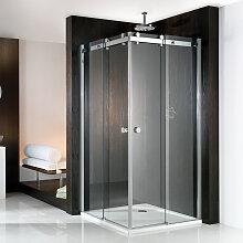 HSK Atelier Dusche mit Eckeinstieg 120 cm x 120 cm