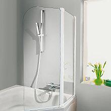 HSK Favorit Badewannenaufsatz 114 cm