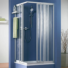 HSK Prima Dusche mit Eckeinstieg 75 cm x 90 cm
