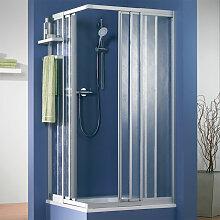 HSK Prima Dusche mit Eckeinstieg 80 cm x 90 cm