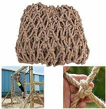 HSTFR Kletterseilnetz, Kindersicherheitsnetz,