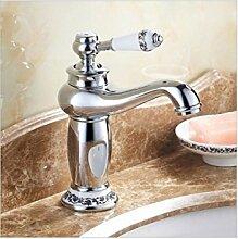 HT Badezimmer Waschbecken Wasserhahn Küche Wasserhahn Einhebel Mischbatterie